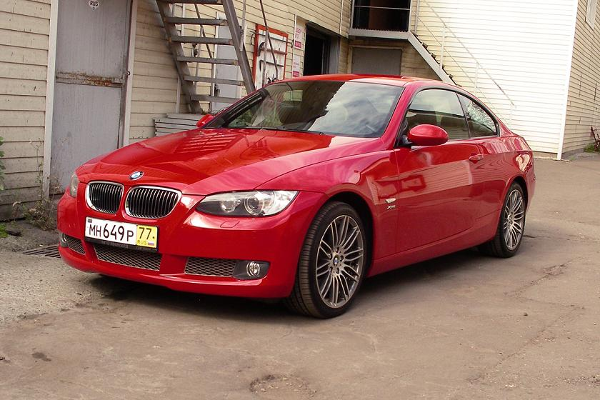 BMW 3-Series 335xi