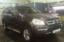 Mercedes-Benz GL 350CDI 4MATIC
