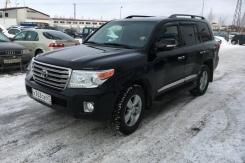 СПб Toyota Land Cruiser 200